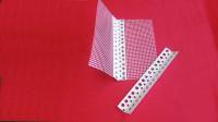 ПВХ Регулируемый угол с бисером волоконно Сеткой стекла