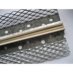 ПВХ Расширение бисера с сеткой из стекловолокна оцинкованная Dilitation бисера